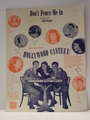 Collectible Sheet Music Don't Fence Me In Cole Porter