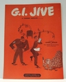 G.I. Jive - Sheet Music