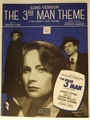 The 3rd Man Theme - Sheet Music