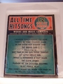 Collectible Sheet Music All Time Hit Songs 12 Great Songs