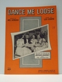 Collectible Sheet Music Dance Me Loose