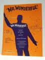 Mr. Wonderful - Sheet Music