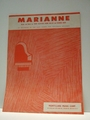 Marianne - Sheet Music