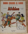 Collectible Sheet Music Bang-Shang-A-Lang The Archies