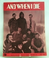 Sheet Music And When I Die Blood, Sweat and Tears 1966