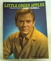 Sheet Music Little Green Apples 1968