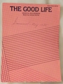 Sheet Music The Good Life 1963