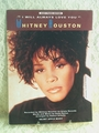 Sheet Music I Will Always Love You Whitney Houston