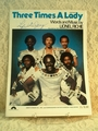 Sheet Music Three Times A Lady Lionel Richie