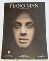 Sheet Music Piano Man Billy Joel