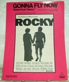 Sheet Music Gonna Fly Now Theme from Rocky