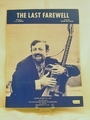 Sheet Music The Last Farewell Roger Whittaker