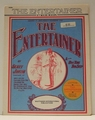 The Entertainer - Sheet Music
