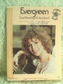 Sheet Music Evergreen Barbra Streisand