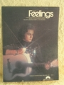 Sheet Music Feelings Morris Albert
