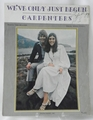 Sheet Music We've Only Just Begun The Carpenters 1970