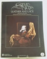Sheet Music Leather and Lace Stevie Nicks