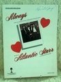 Sheet Music Always Recorded By Atlantic Starr