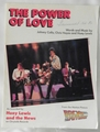 Sheet Music The Power of Love 1985