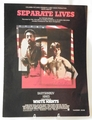 Sheet Music Separate Lives White Nights 1985