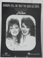 Sheet Music Grandpa (Tell me 'Bout the Good Old Days) The Judds 1985