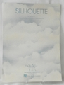 Sheet Music Silhouette Kenny G 1988