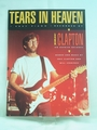 Sheet Music Tears in Heaven Eric Clapton 1991