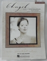 Sheet Music Angel Sarah McLachlan 1997