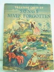 Song Book Treasure Chest of Songs Never Forgotten 1937