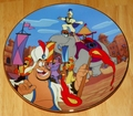 Disney Aladdin Collector Plate Make Way for Prince Ali