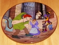 Disney Collector Plate 1996 1st Issue Touched by Love Hunchback of Notre Dame