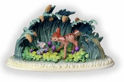 Bambi Try Some of These Story Time Figurine SOLD  Broken