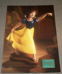 Large Post Card WDCC - Snow White