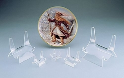 Lucite Plate Stand 2.375 inches