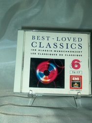 Audio CD Best Loved Classics Vol 6