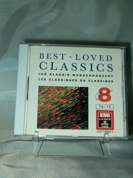 Audio CD Best Loved Classics Vol 8