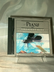 Audio CD Piano Greatest Hits Vol 1 SOLD