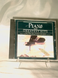 Audio CD Piano Greatest Hits Vol 2