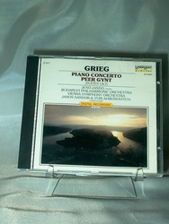 Audio CD Grieg Piano Concerto Peer Gynt (Suites 1&2)