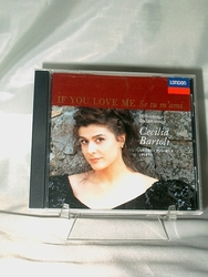 Audio CD Cecilia Bartoli - If You Love Me