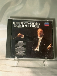 Audio CD Mantovani's Golden Hits