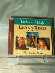 Audio CD Unchained Melody: The Early Years Le Ann Rimes