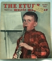 Etude The Music Magazine 1947 October