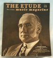 Etude The Music Magazine 1948 July