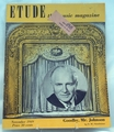 Etude The Music Magazine 1949 November