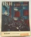 Etude The Music Magazine 1950 February