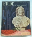 Etude The Music Magazine 1950 July