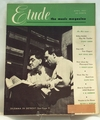 Etude The Music Magazine 1951 April
