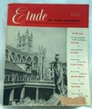 Etude The Music Magazine 1951 May