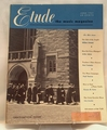 Etude The Music Magazine 1951 June